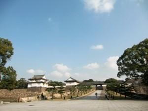 大阪城公園 (2)